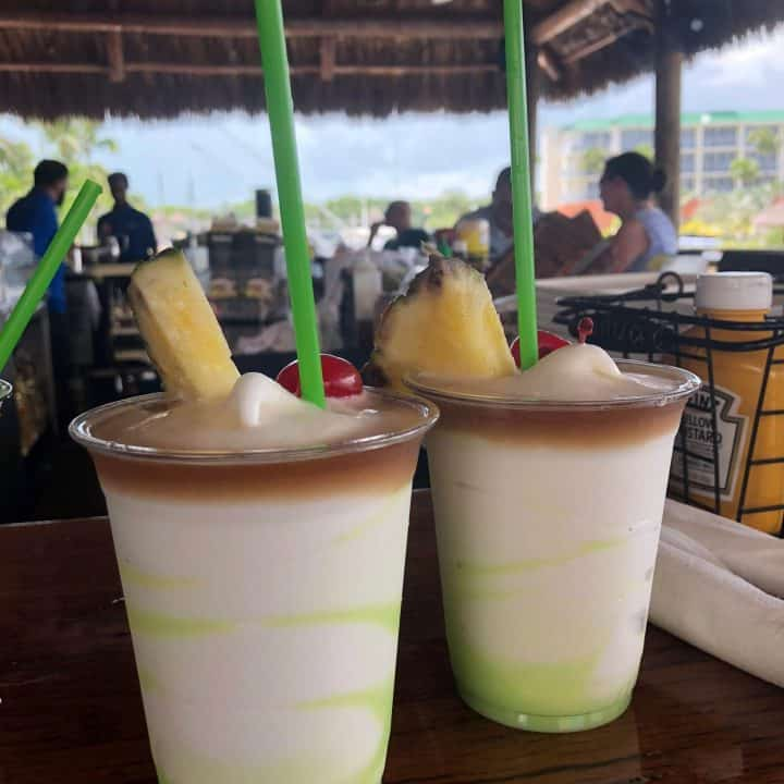 Key Lime Colada
