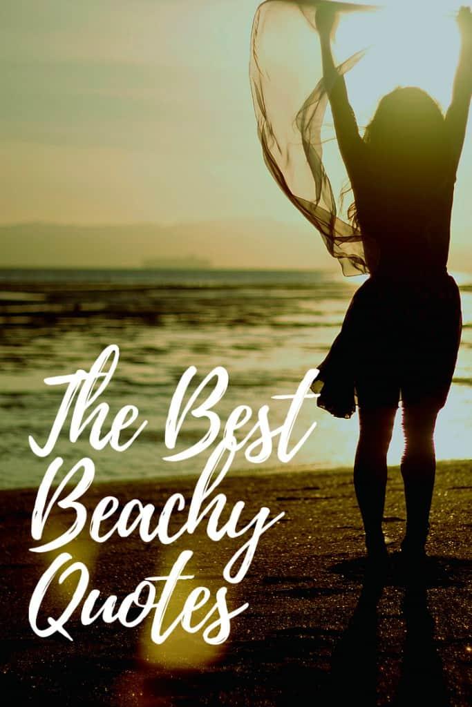 beach life quotes inspirational