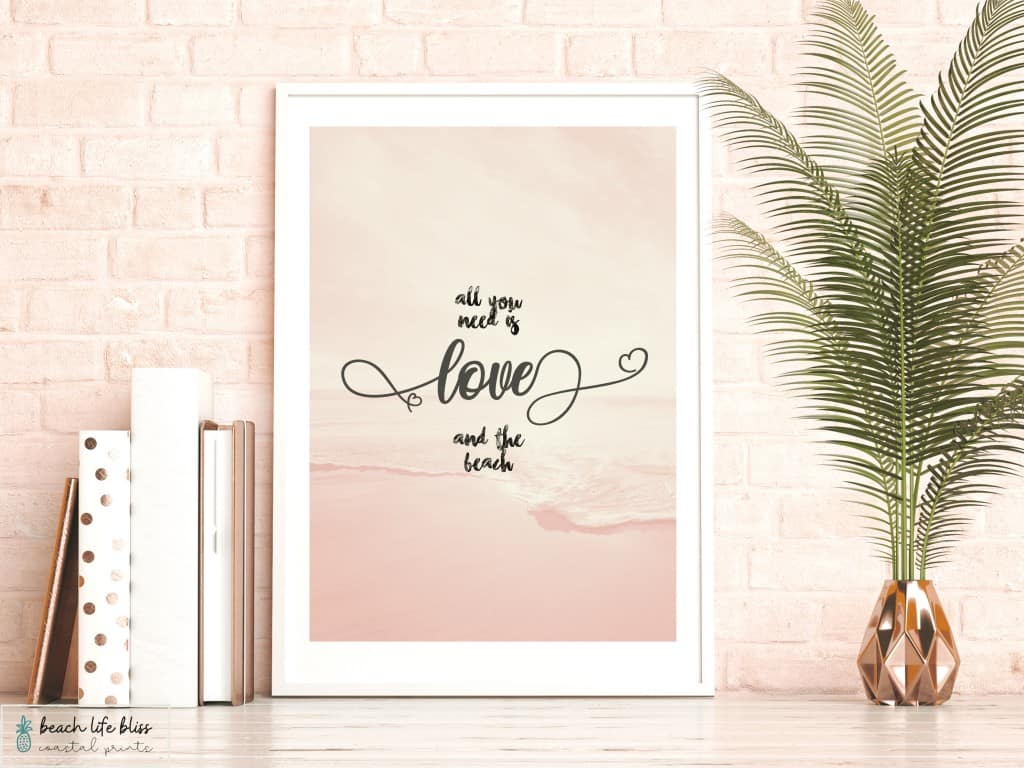Beach Quotes | All You Need Is Love And The Beach