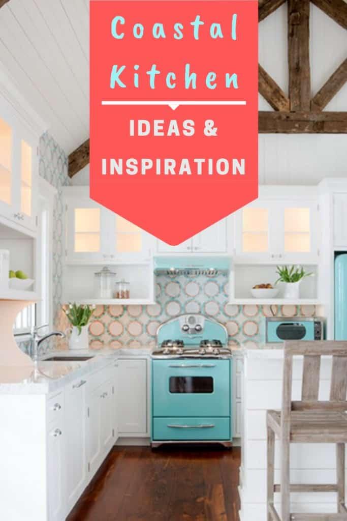 Beach House Kitchen Ideas Coastal Kitchen Inspiration