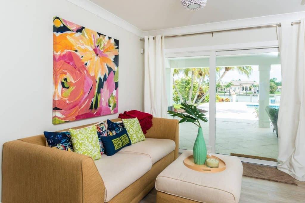 Modern Coastal Design Ideas - Beach House Den