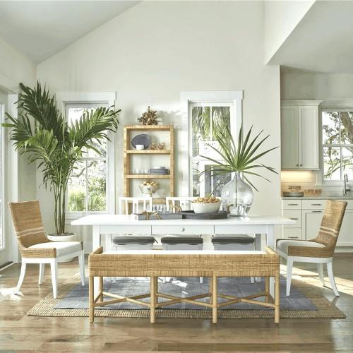 Unique Coastal Farmhouse Dining Tables