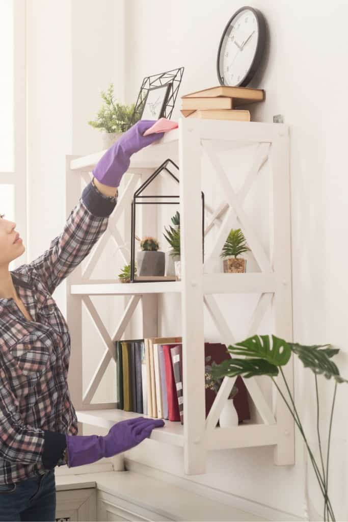 How To Prepare Your Home For Holiday Guests - Deep Clean Your Entire Home