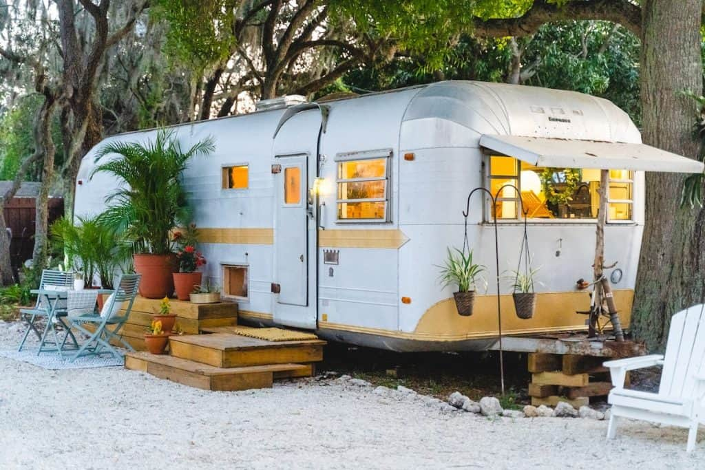 Vintage Airstream Tiny House