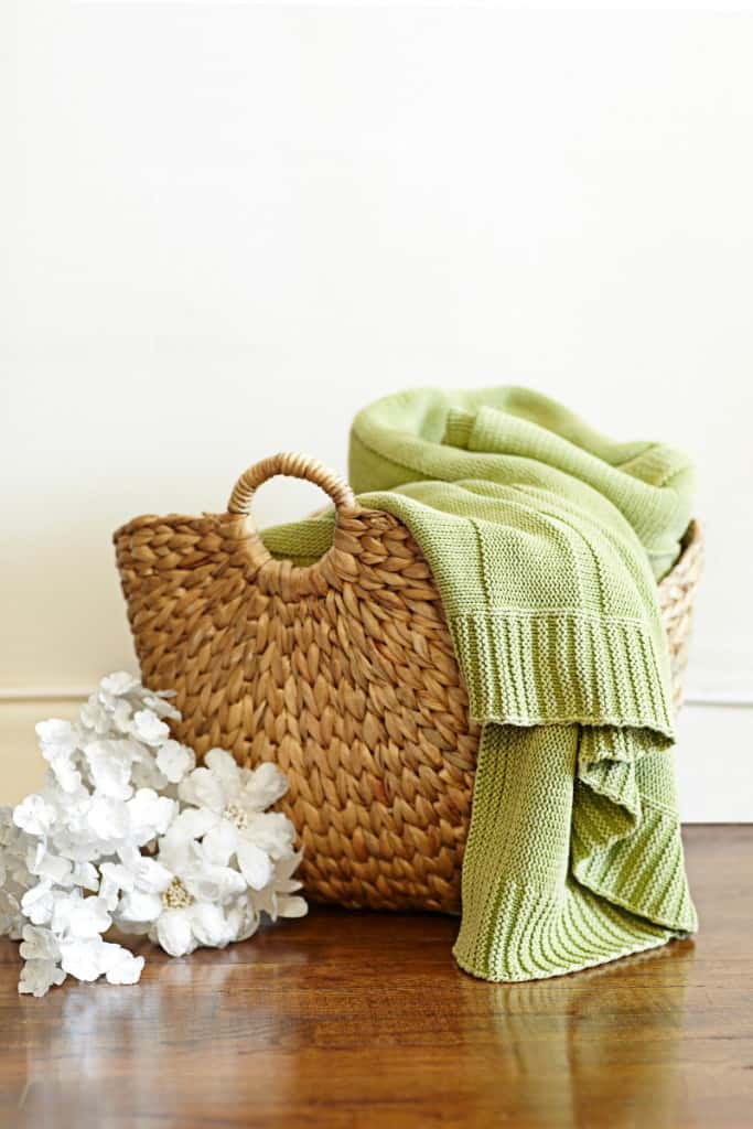 How To Prepare Your Home For Holiday Guests - Extra Blankets In The Guest Rooms