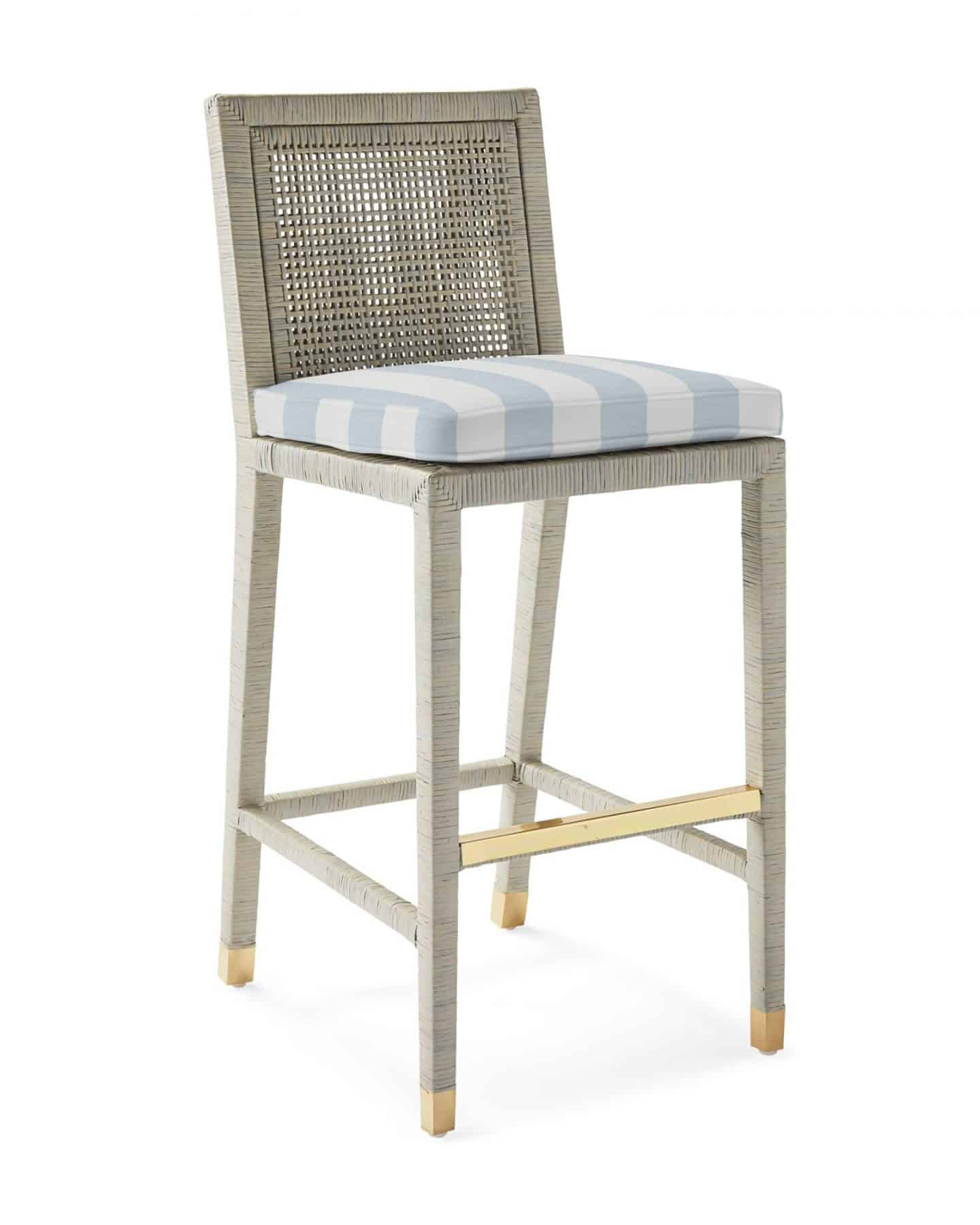 Serena & Lily Coastal Bar Stool