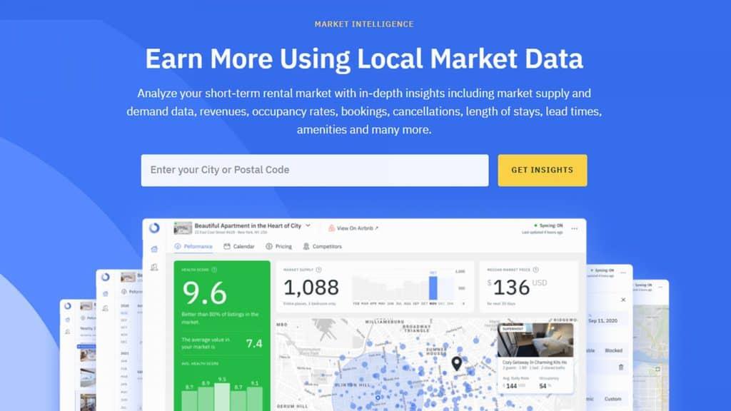 DPGO Market Data Intelligence For Airbnb