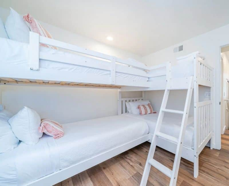 Bunk Bed Room For Vacation Rental Guests