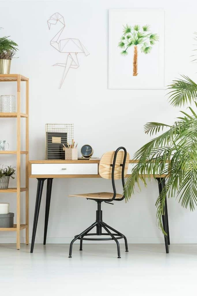 Remote Workspace For Airbnb Home