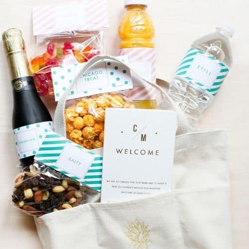 Airbnb Welcome Basket Ideas For Guests To Use