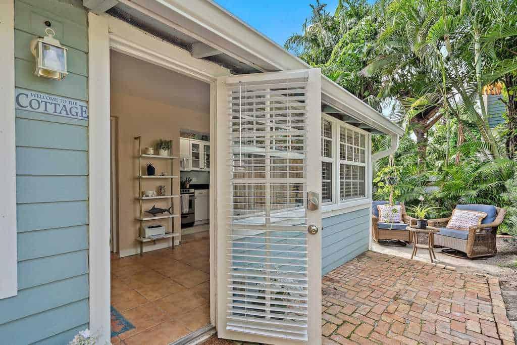 Key West Style Airbnb Cottage West Palm Beach FL