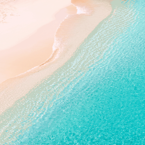 Beach vibes home page