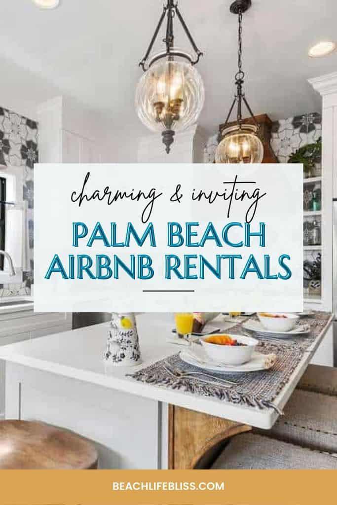 charming inviting palm beach airbnb rentals